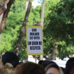Manifestação em Recife